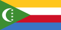 Union of Comoros Flag